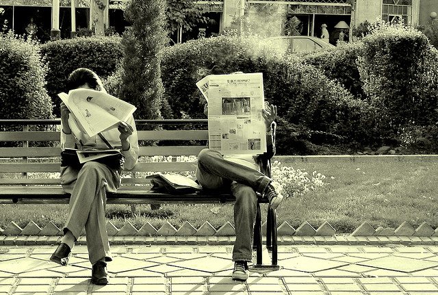 photo credit: Hamed Saber via photopin cc
