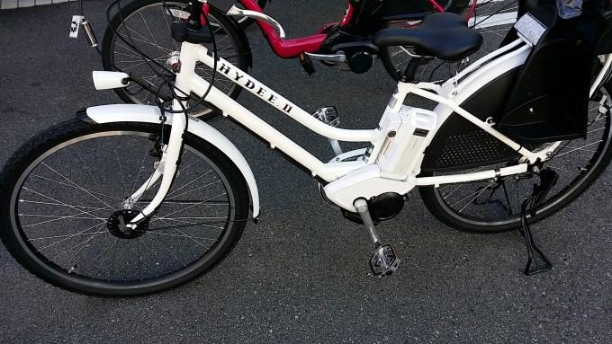 ブリヂストン 電動自転車 ハイディ