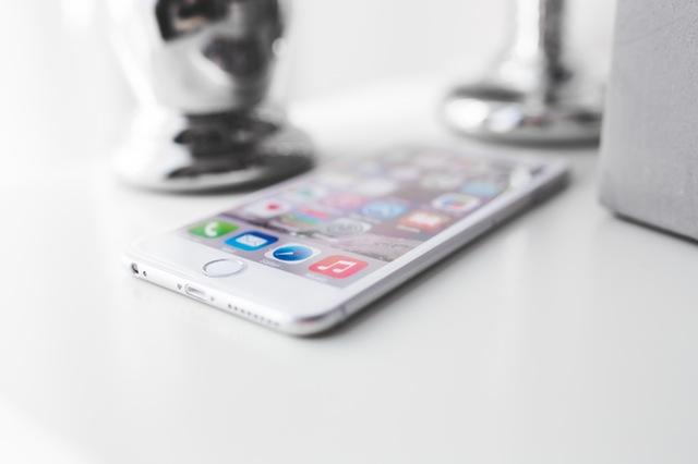 iPhone アメリカ株 Apple