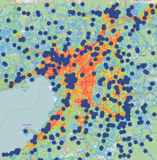 リーサス 人口 統計