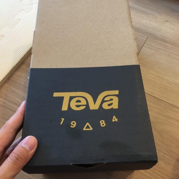 買い物 サンダル テバ
