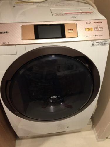 買い物 パナソニック 洗濯機