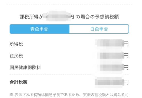 確定申告 freee クラウド会計ソフト