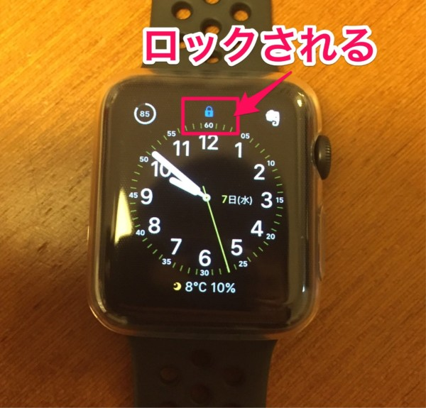 Apple watch suica iD