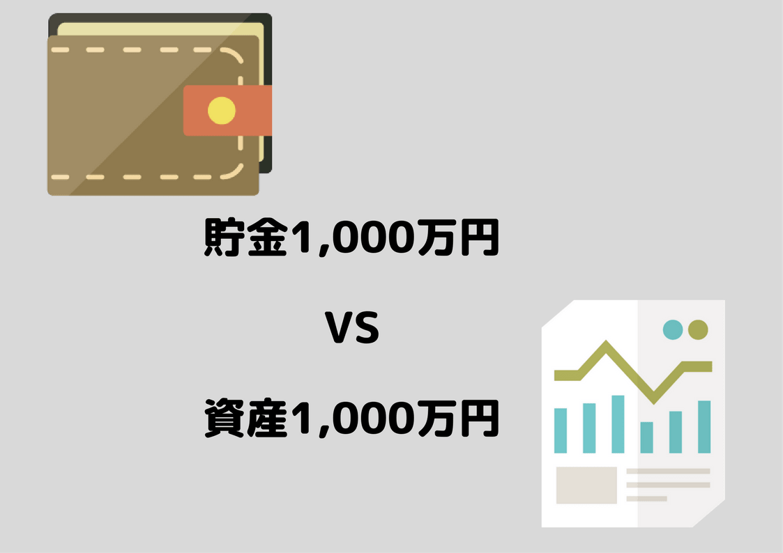 貯金 資産形成