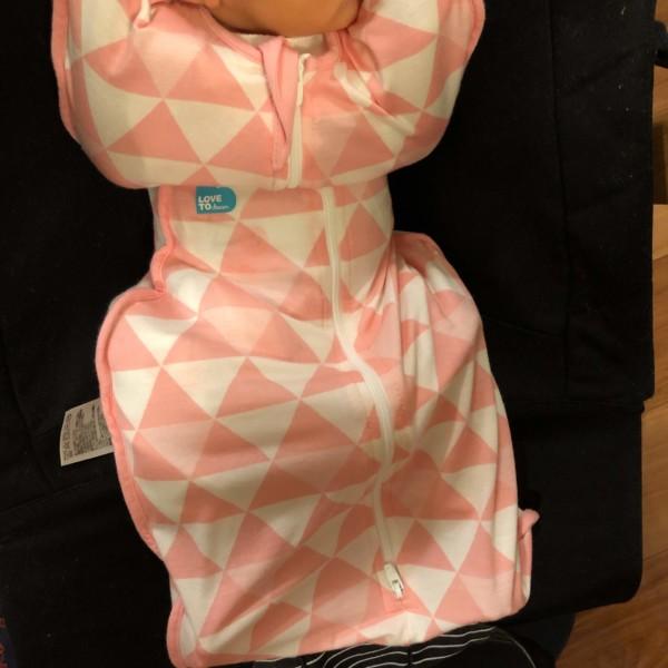 赤ちゃん スワドルアップ 寝ない