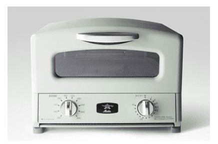 ふるなび アラジン トースター