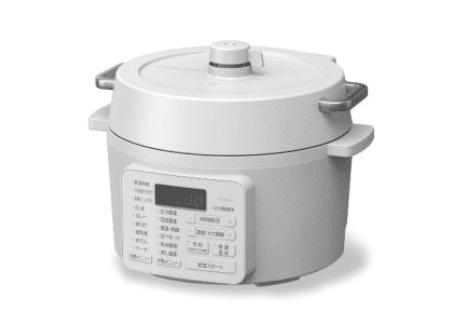 ふるさと納税 電気圧力鍋