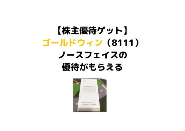 8111 ゴールドウィン (1)