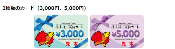3197すかいらーく 株主優待