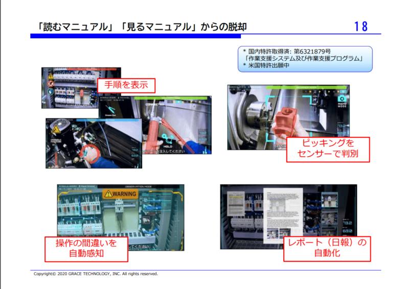 6541-9 グレイステクノロジー 20年3月期決算説明資料より