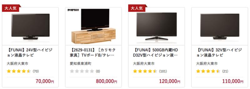 ふるなび テレビ