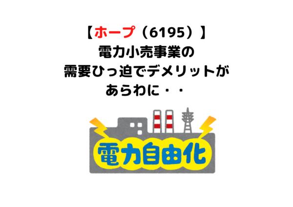 電力小売り ホープ6195 (1)